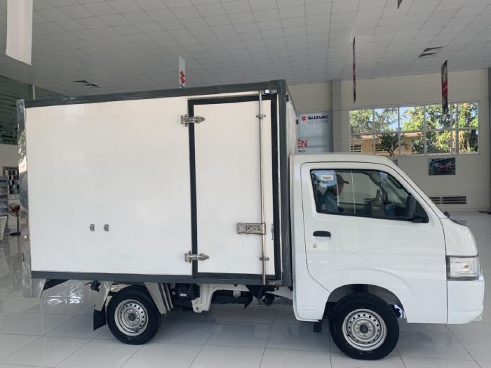 Bán Xe Suzuki Carry Pro 2020 thùng kín Composite - Đông Lạnh giá tốt nhất Tây Nguyên 6