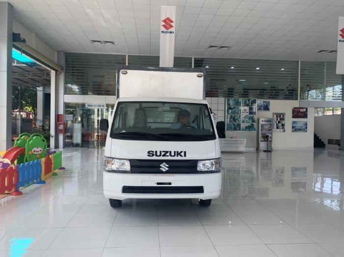 Bán Xe Suzuki Carry Pro 2020 thùng kín Composite - Đông Lạnh giá tốt nhất Tây Nguyên 4