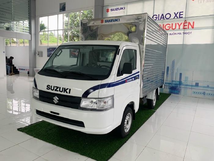 Hỗ Trợ Trả Góp Xe Suzuki Carry Pro ( 2020 ) Thùng Kín - Suzuki Tây Nguyên