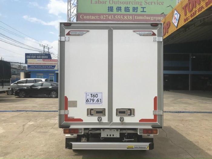 Bán Xe Suzuki Carry Pro 2020 thùng kín Composite - Đông Lạnh giá tốt nhất Tây Nguyên 3