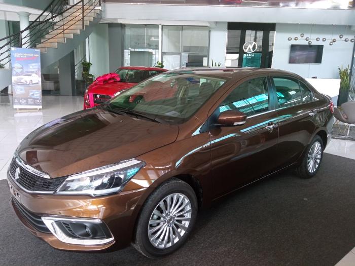 Bán xe Suzuki Ciaz nhập khẩu Thái Lan 2020