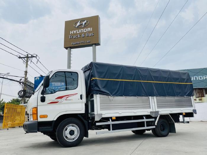 Chính sách hỗ trợ khách hàng mua xe tải Hyundai N250SL tại Hyundai Phú Lâm