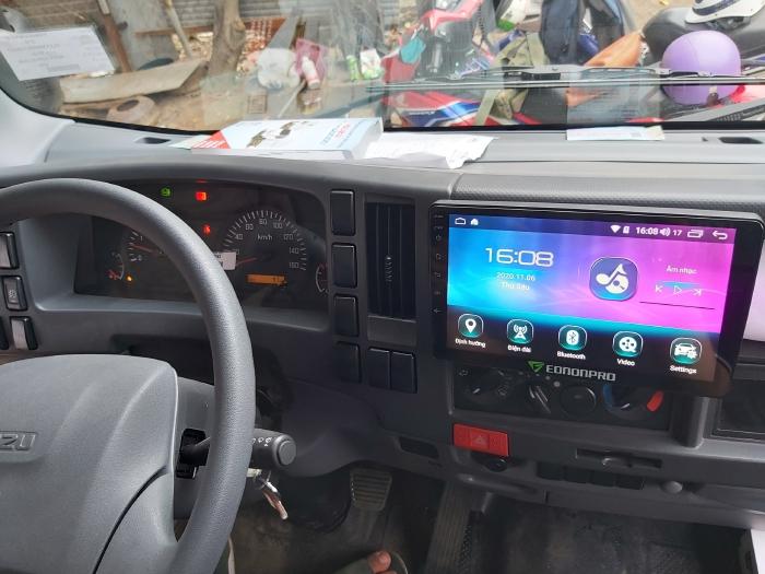 Xe Tải Isuzu 1t9 Nmr 310 2020 Thùng Mui Bạt Ful Inox 304