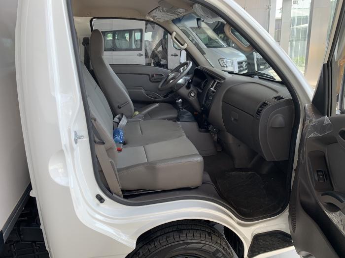 Xe Tải Hyundai Porter H150 1 Tấn 5 Thùng Dài 3m2 Lọt Lòng Thùng Kín Composite