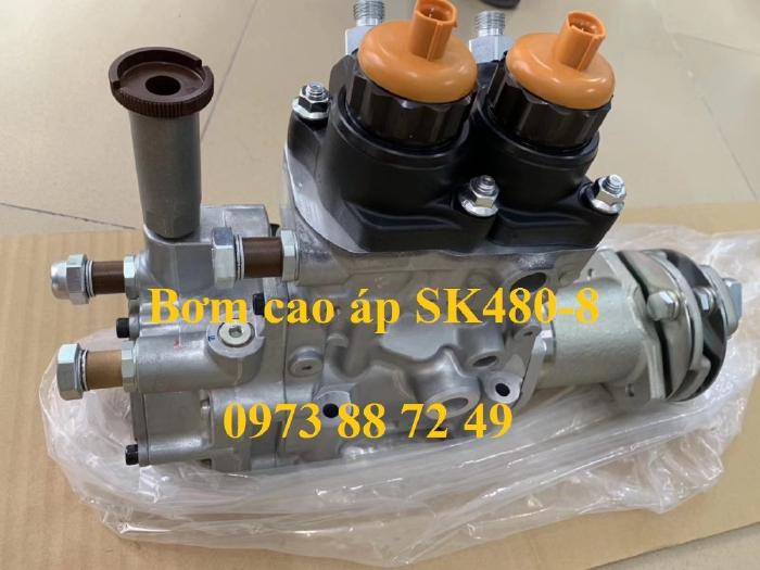 Heo dầu Kobelco SK480-8, Bơm cao áp SK480-8, Injection SK480-8 giá tốt nhất