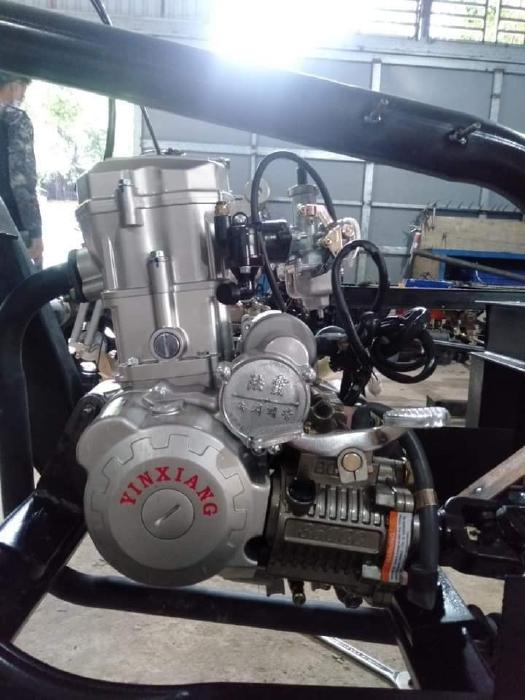 Xe ba bánh máy dầu kubota xe ba gác 3 bánh