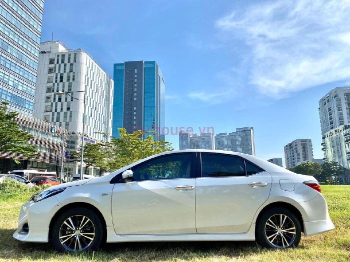 Toyota Corolla Altis 2020 AT, likenew, bao test