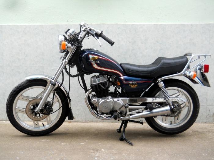 Bán Xe Honda LA250 CUSTOM Zin Nguyên Bản