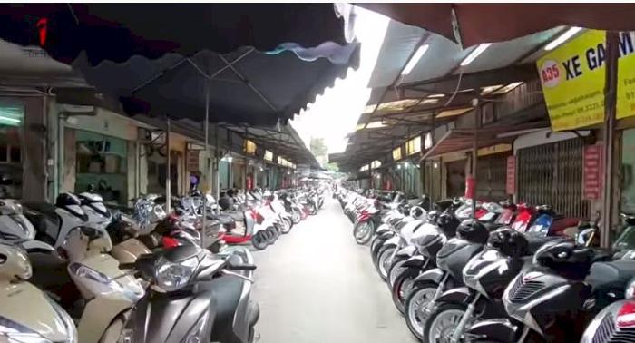 Có nên mua xe máy cũ ở Chùa Hà?