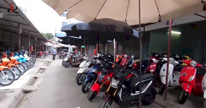 Cửa hàng bán xe máy cũ Nam Từ Liêm, Bắc Từ Liêm