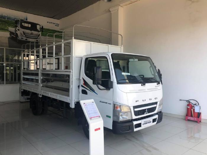 Bán xe tải Mitsubishi Nhật nhập mới 100%