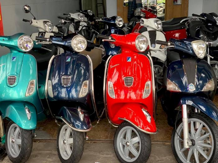 Cửa hàng xe máy cũ uy tín tại Hà Nội