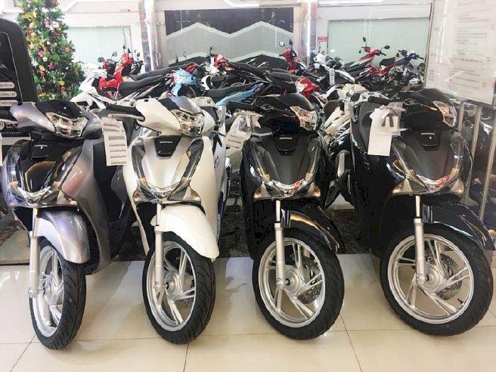 Thuế trước bạ xe máy Hà Nội
