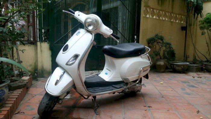 Vespa LX 125 cũ