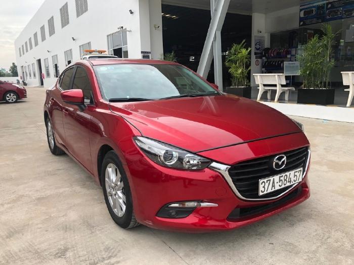 Mazda 3 bản Luxury 2019