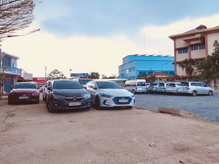 Cho thuê xe du lịch, xe tự lái Nguyễn Cường