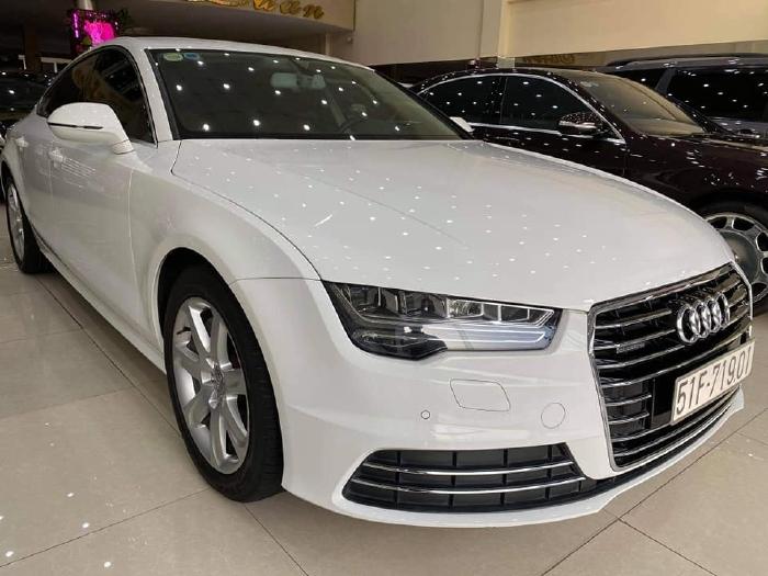 Audi A7 sportback. 3.0.  Đời 2017 Odo: đã đi 29 ngàn km