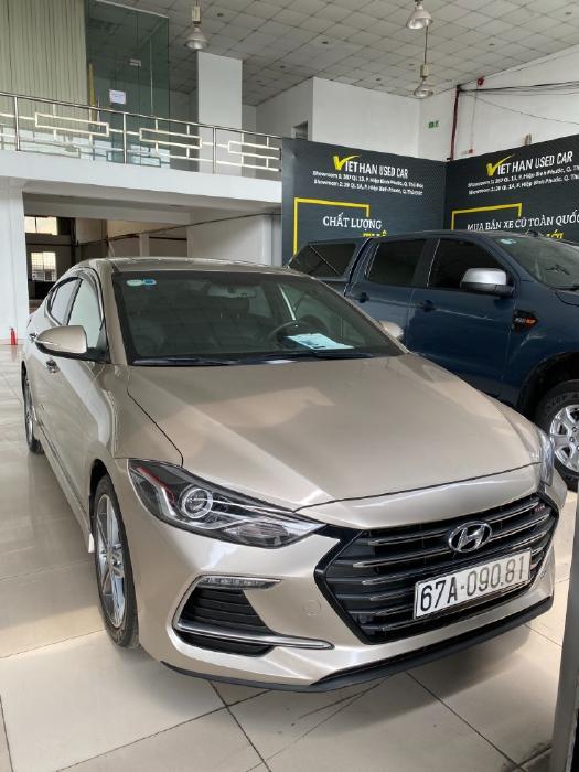 Hyundai Elantra 1.6AT Turbo 2018 ,xe ô tô cũ đã qua sử dụng