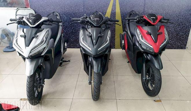 Honda Vario thế hệ mới