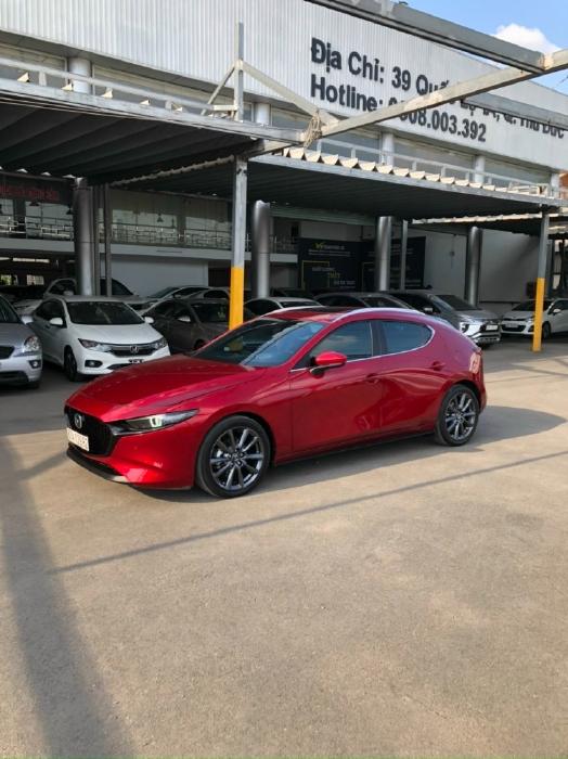 Mazda 3 Sport 1.5L Premium Hatch back , hỗ trợ bank nhanh gọn , giá TL khi xem xe