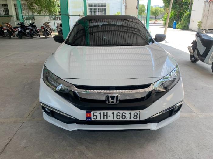 Honda Civic 1.8 AT 2019 , hỗ trợ trả góp nhanh gọn