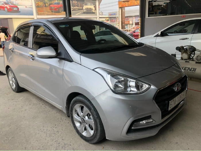 Hyundai i10 2019 số sàn bản đủ , có hỗ trợ trả góp