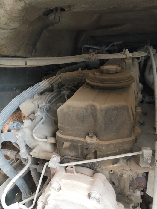 Xe trộn Hino 2015, xe đẹp, giá tốt