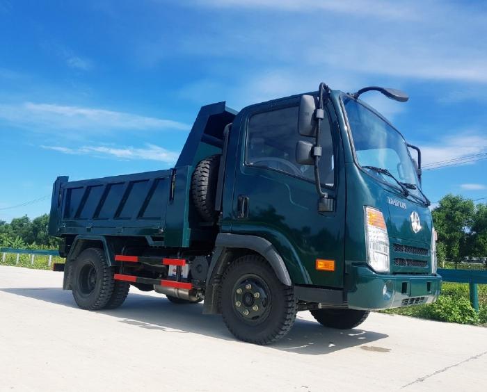 Giá xe ben Chiến Thắng 4,35 tấn 2021 thùng hàng 3,5m3