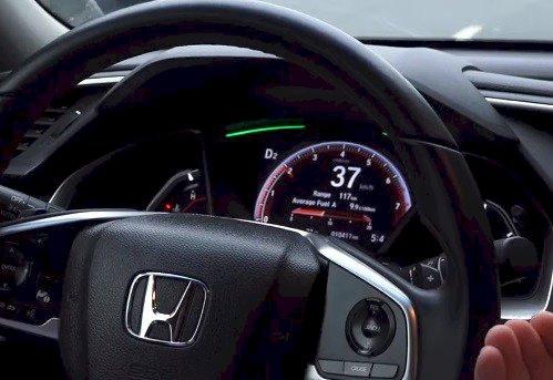Bộ chuyển số bằng tay của ô tô số tự động là gì?