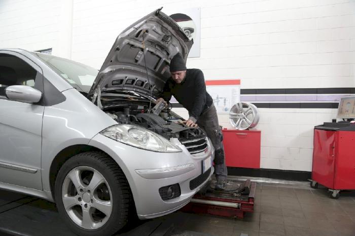 Tùy chọn garage sửa chữa