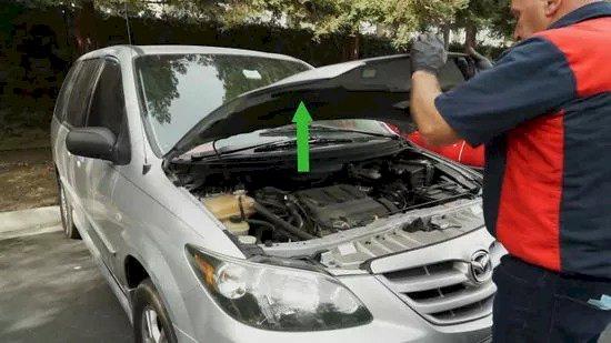 Biết cách kiểm tra các chất lỏng trên xe