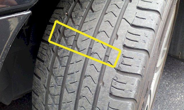 Chỉ số độ mòn của lốp