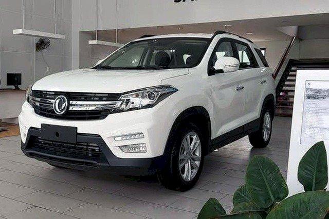 Dongfeng Glory 560 với kích thước tương đương Honda CR-V nhưng giá bằng một nửa.