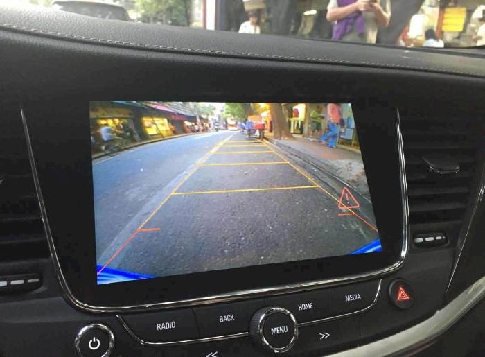 Camera lùi - Rear view Camera