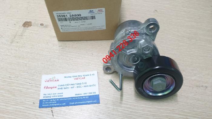 252814A600 Cụm tăng tổng Hyundai Starex,Solati