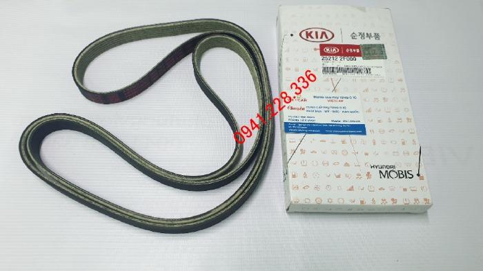 Dây curoa tổng Hyundai Santafe 252122F000