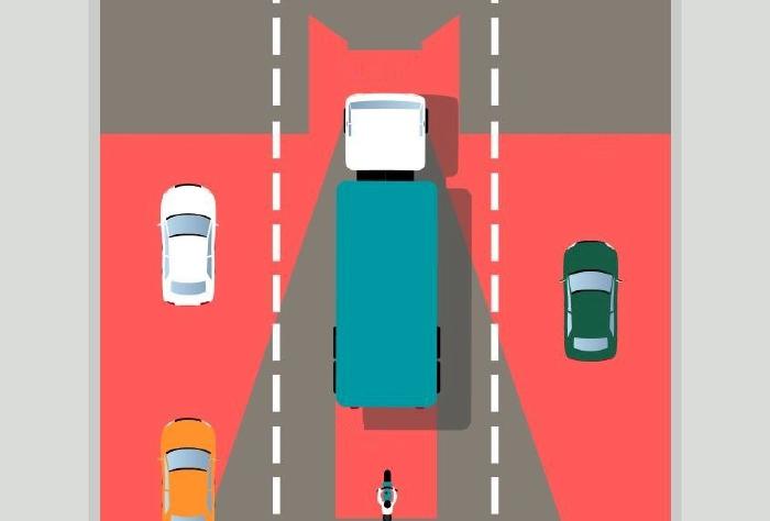Dòng xe ô tô nào nguy hiểm nhất khi lùi?
