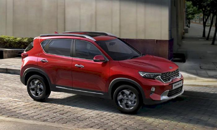 Kia Sonet - crossover 7 chỗ mới cho Đông Nam Á(1)