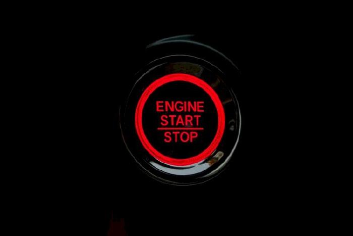 Nên tắt động cơ khi không vận hành