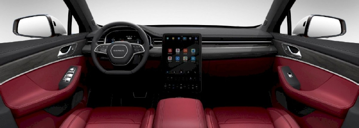 Huawei chính thức ra mắt xe ô tô đầu tiên, xe Hybrid 543 mã lực, giá từ 33.356 USD(1)