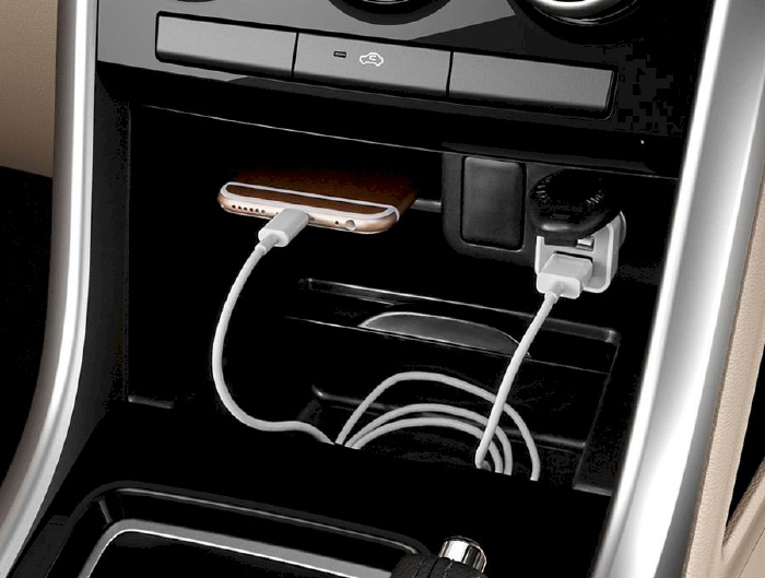 Mitsubishi Xpander cũng có những cải tiến trong việc trang bị nội thất