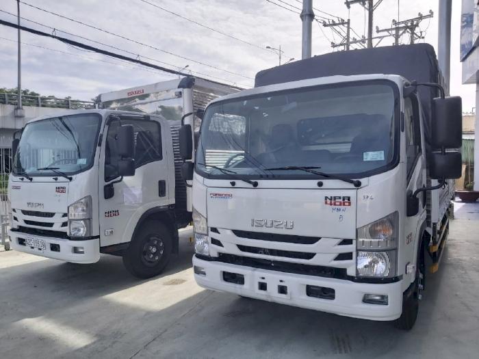 Giá xe tải Isuzu 3.5 tấn bao nhiêu?