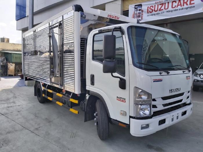 Đánh giá xe tải Isuzu 3t5, Isuzu 400