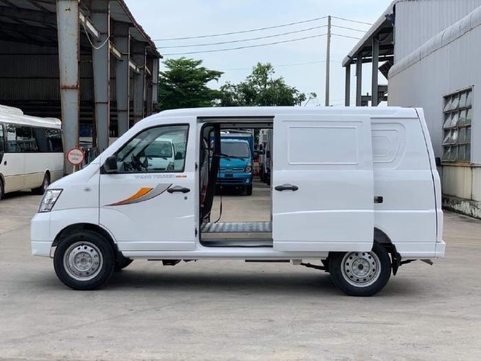 Giá xe tải Thaco Tower Van 2s  2021 945kg hỗ trợ mua xe trả góp 80%