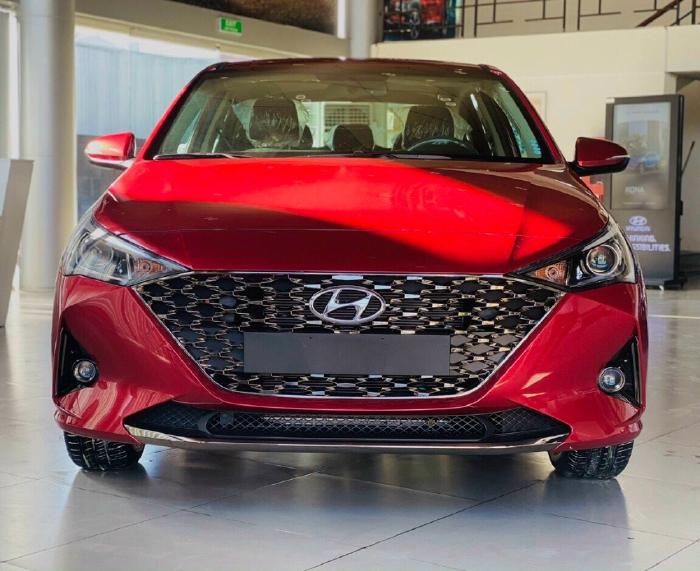 Bán Ô Tô Hyundai Accent At Đặc Biệt 2021 Đủ Màu Giá Tốt
