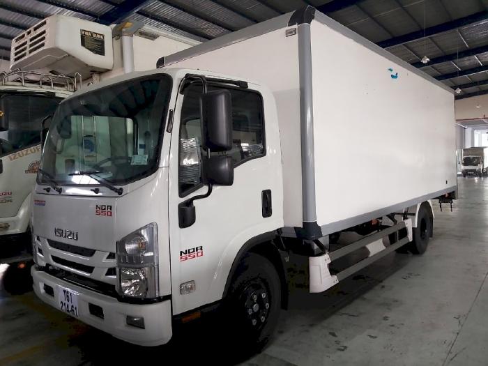 Giá xe tải Isuzu NQR 550 5 tấn, 5t5