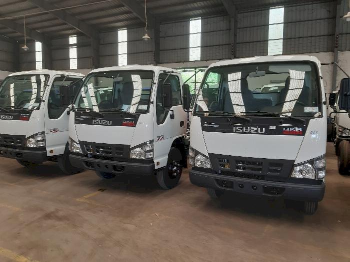 Giá xe tải Isuzu QKR 230 1t4, 1t9, 2t4