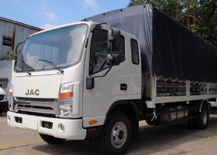Đánh giá xe tải JAC N800