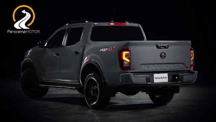 Nissan Navara 2021 4 Phiên bản cao cấp