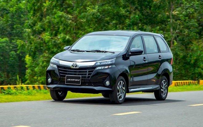 Toyota Avanza: